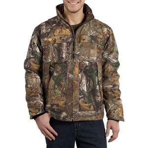 Carhartt quick duck camo Jacket